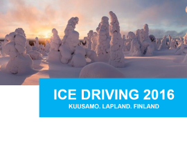 ICE DRIVING KUUSAMO 2016
