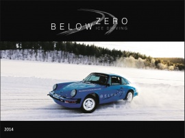 BELOW ZERO ICE DRIVING