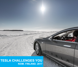 TESLA CHALLENGES YOU